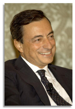 Mr. Draghi has been actively pushing interest rates lower