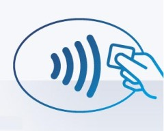 Contactless technology use on the increase