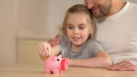 Good money habits for kids